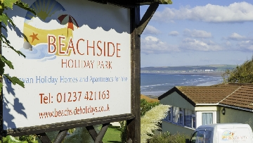 Beachside Holiday Park in Westward Ho!