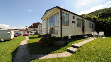 luxury static caravans in north devon