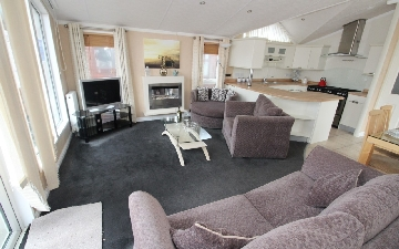 pre-owned static caravans for sale