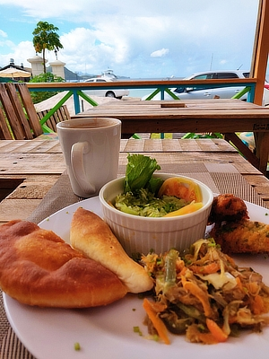 Find out about authentic St Lucian cuisine