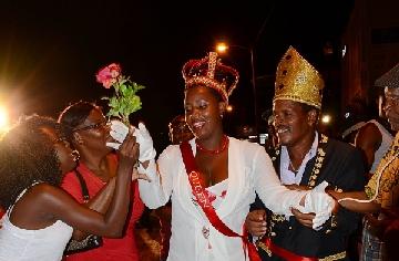 Lawoz - authentic Saint Lucian cultural festival