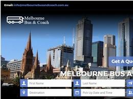https://www.melbournebusandcoach.com.au/ website