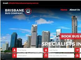 https://www.brisbanebuscompany.com.au/ website