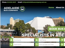 https://www.adelaidebuscompany.com.au/ website