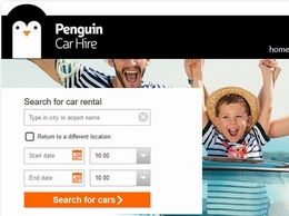 http://www.penguincarhire.com/ website