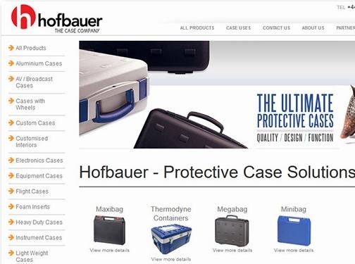 https://www.hofbauer.co.uk/ website