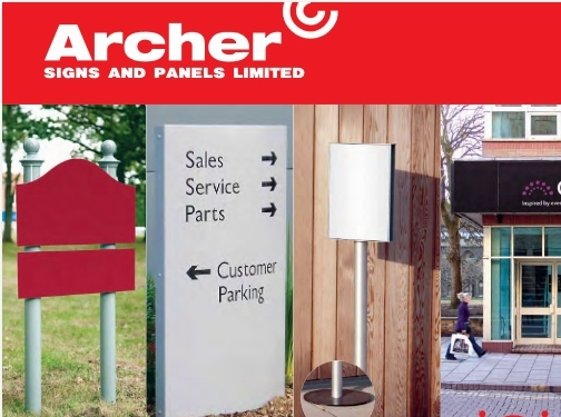 http://www.archersafetysigns.co.uk/ website