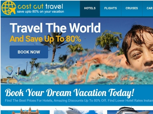 http://www.costcuttravel.com/ website