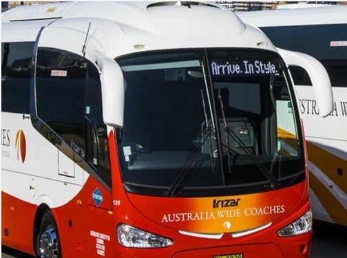 https://www.austwidecoaches.com.au/ website