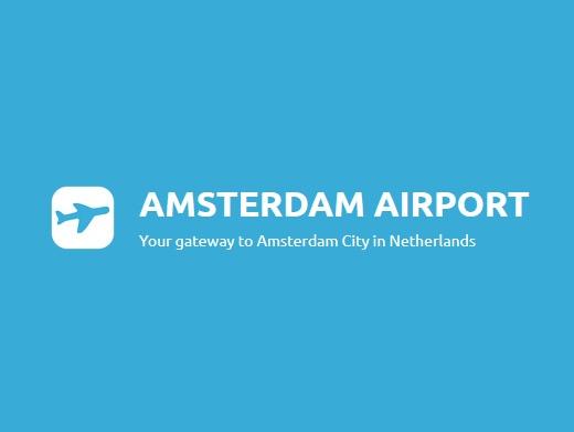 https://www.amsterdamairport.info/ website