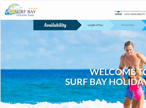 https://www.surfbay.co.uk/ website